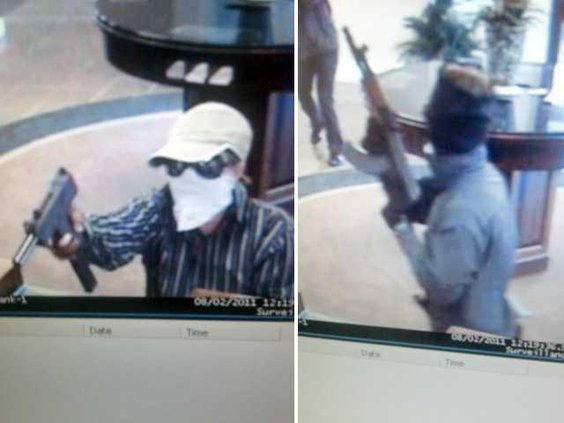 suspects in bank