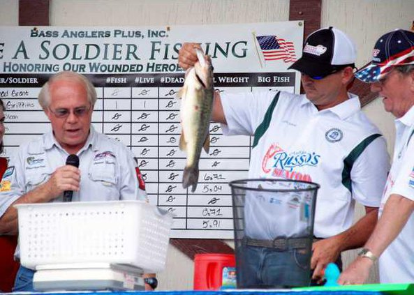 weigh-in time from 2012 in Savannah Lake Mayer