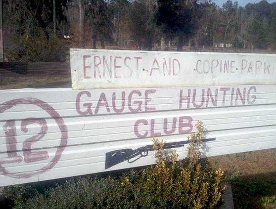 0109 Hunting club