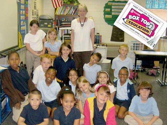 0608 SherryTownsend third grade homeroom