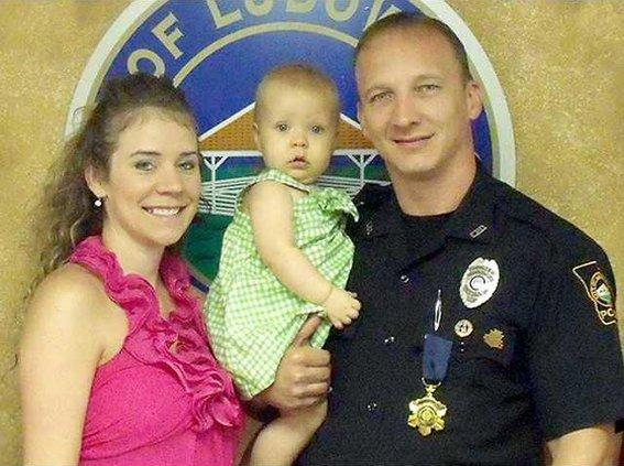 0724 Officer medal