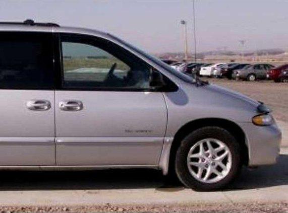 0821 stolen van