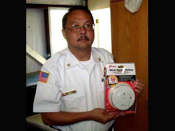 0916 Smoke detector