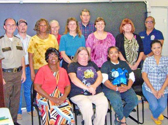 1106 Citizens Academy class