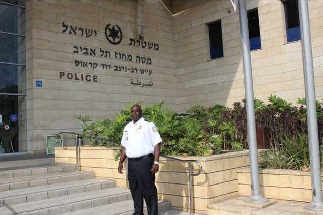 11 - Tel Aviv Police-LeCounte