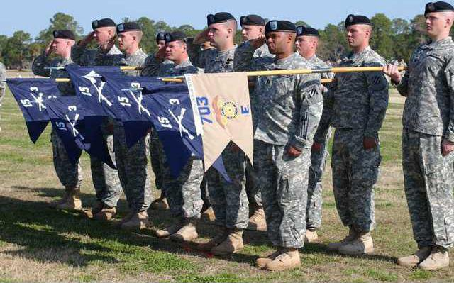 4-64 Armor Regiment turns into 3-15th Infantry