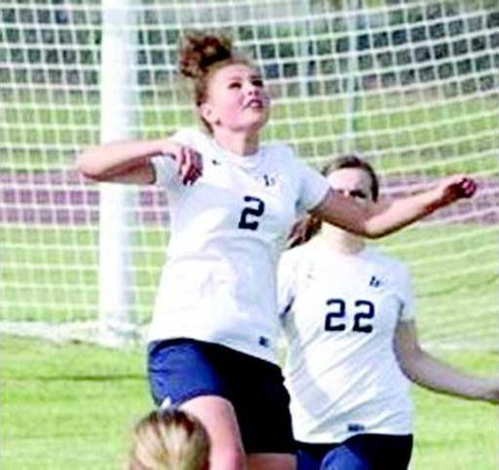 5 Sun 6-19  Long Co Girls Soccer Tm -Carolin Krause