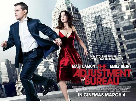 Adjustment-Bureau-UK-Poster