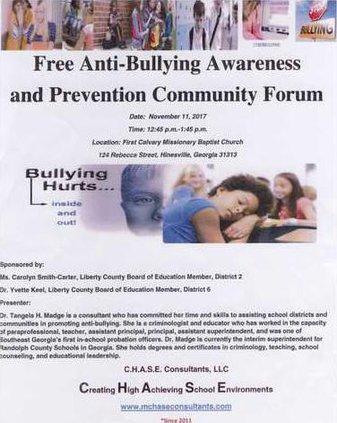 Anti-bullying Awareness Program