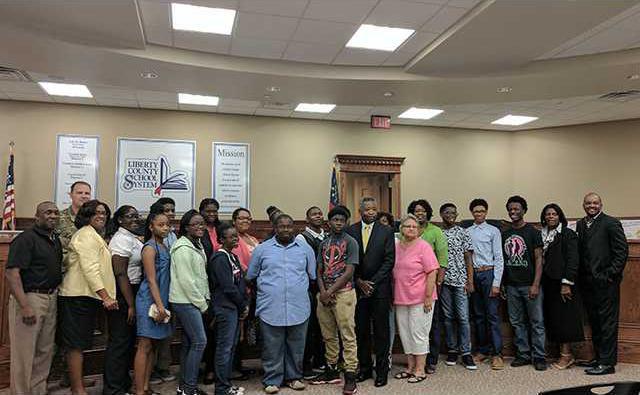 BOE mtg Career Readiness youth program