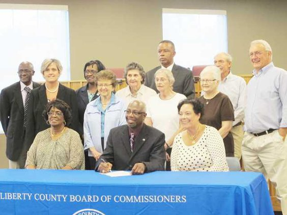 BoC proclamation - retired educators