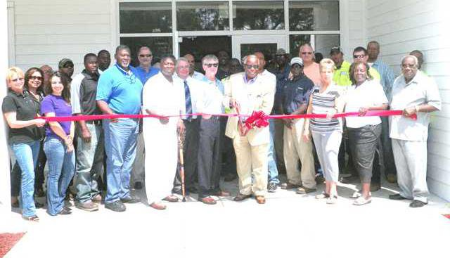 CH2M Hill OMI Ribbon Cutting 8