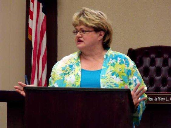 Clerk of Court Sherry Long