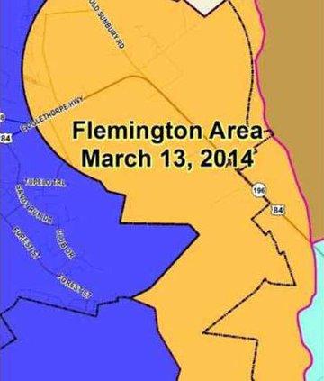 Flemington graphic