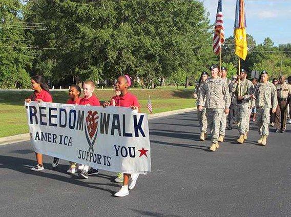 Freedom Walk 1