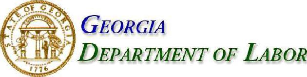 Ga Department of Labor logo
