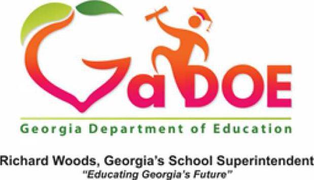 Georgia DoE logo