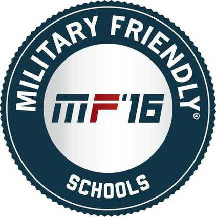 Image - Top 25 Military Friendly School 2