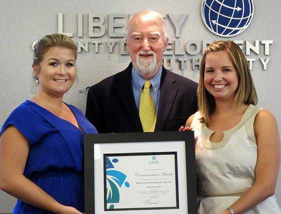 LCDA gift basket award
