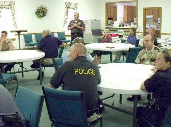 LONG cop training