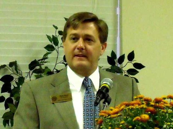 Labor Commissioner Mark Butler in Long Co