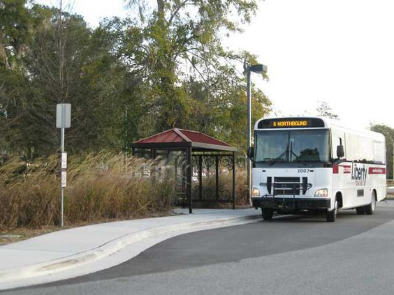 Liberty Transit bus