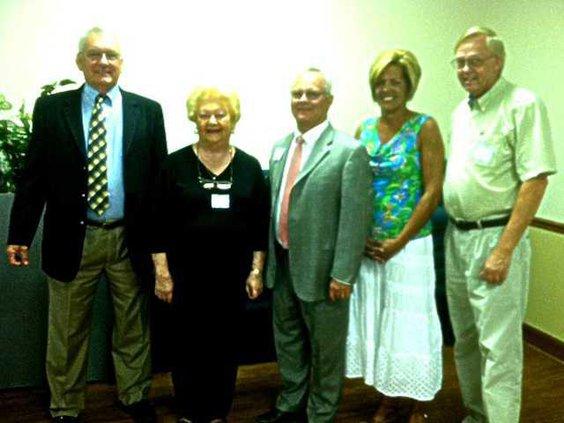 Long Chamber Directors for 2012-13