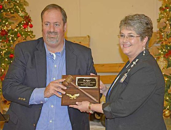 Long Chamber Stafford honored