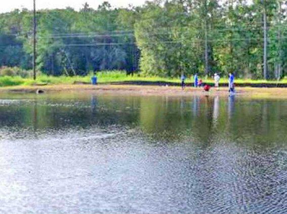 Long Co Rec Dept Pond