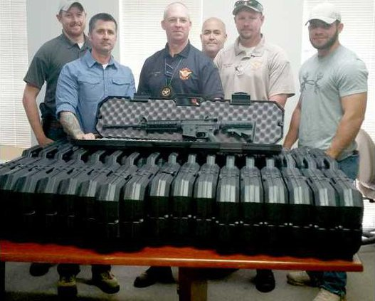 Long Co Sheriff Office buys weapons