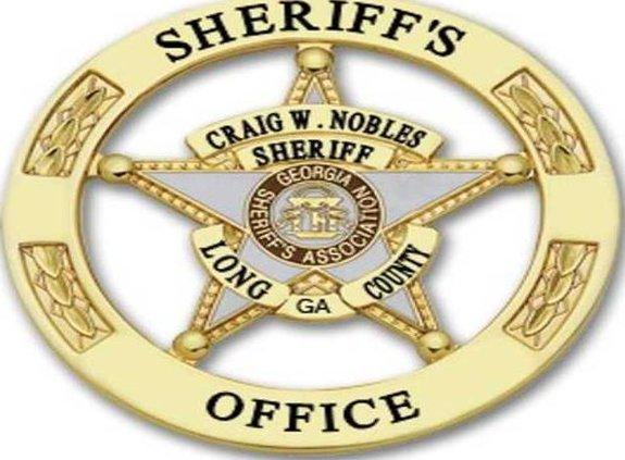 Long Co Sheriff badge
