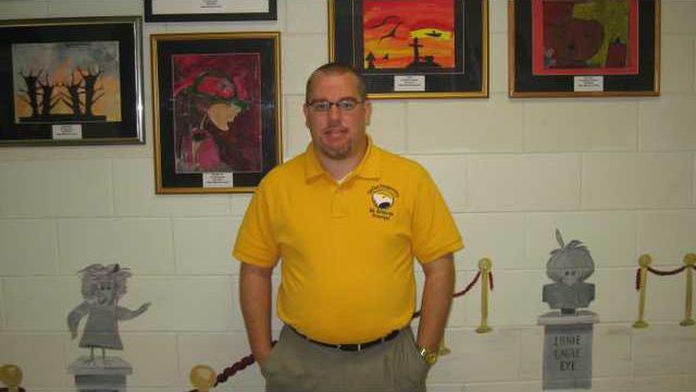 MR Smiley new principal1
