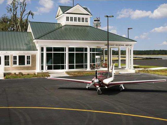 MidCoast Regional Airport Back