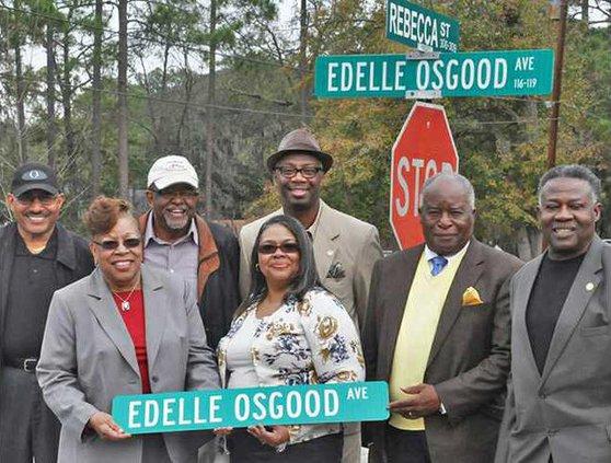 Osgood street naming