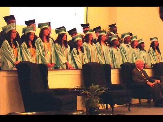 Pic 1 Largest graduating class in FBCA history