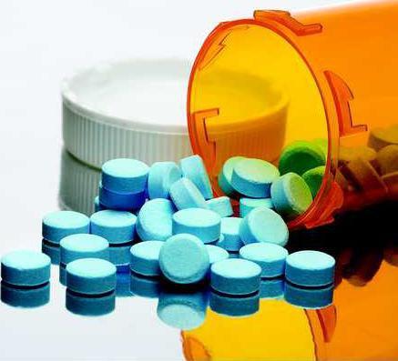 Prescription meds