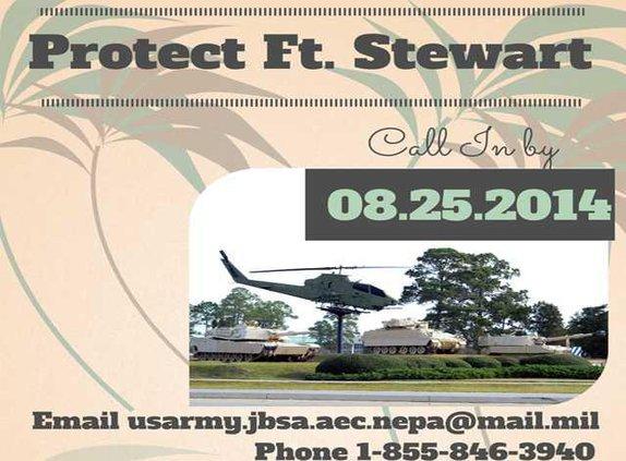 Protect Fort Stewartweb