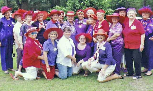 Red Hat Liberty Bells