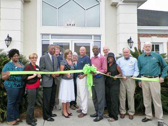 Ribbon Cutting - Liberty Regional Rehabilitation Center
