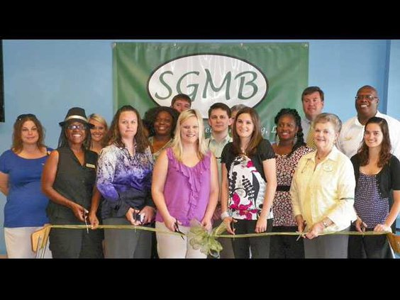 Ribbon Cutting - South Georgia Medical Billing