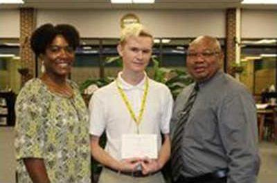Spires Commended Student