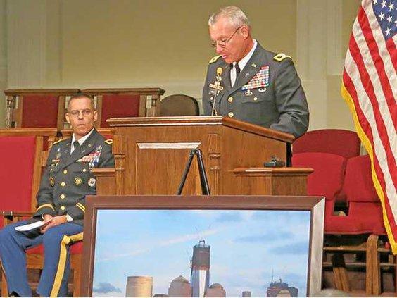 Stewart 9-11 observance