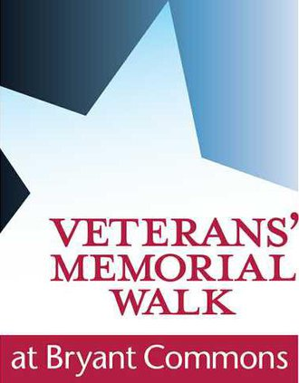 Veterans Memorial Walk logo
