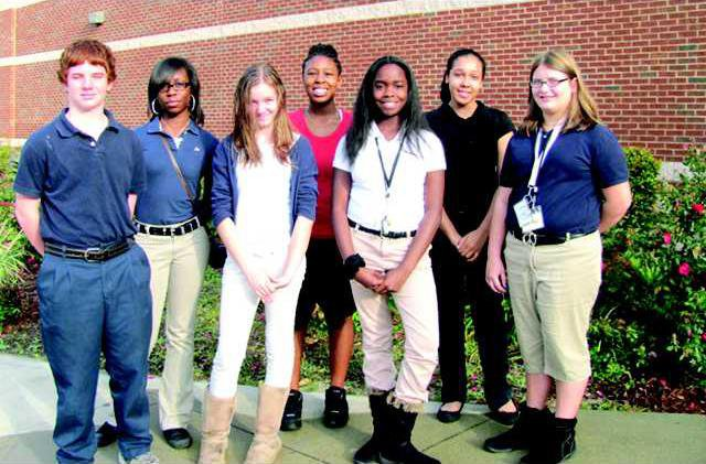 WEB Students of month