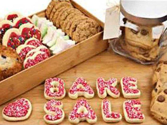 Wayne Memorial Bake Sale