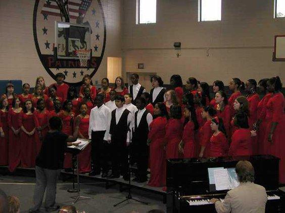 ap LFMS chorus