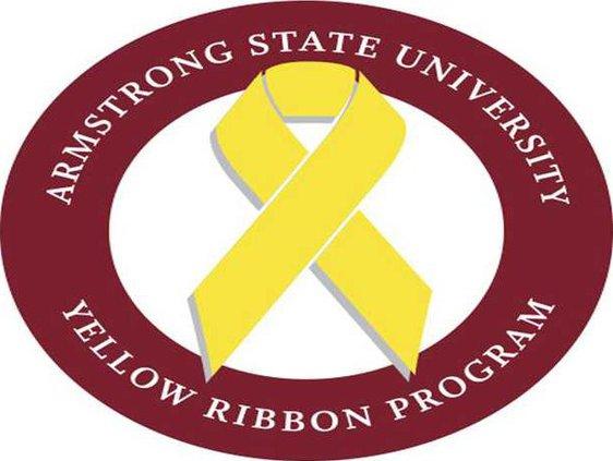 armstrong yellow ribbon