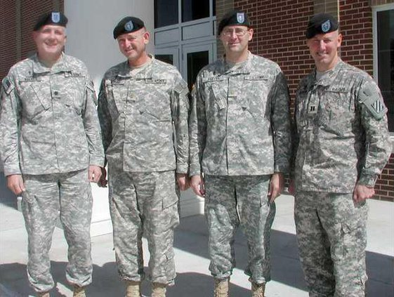 army chaplains 9-27