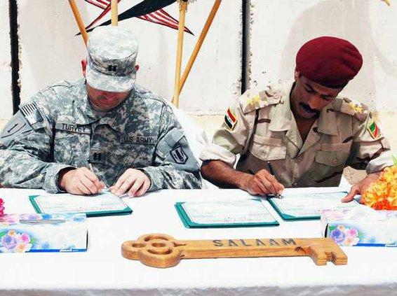 iraq take over turvey