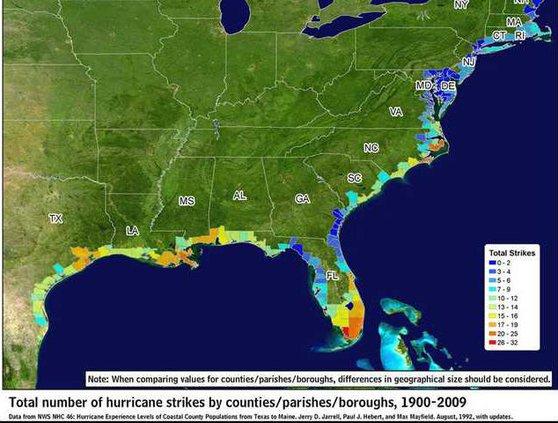 strikes IN US1900-2009
